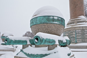 Winter Battle Monument
