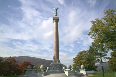 Trophy Point Battle Monument