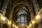 West Point Cadet Chapel Ceiling