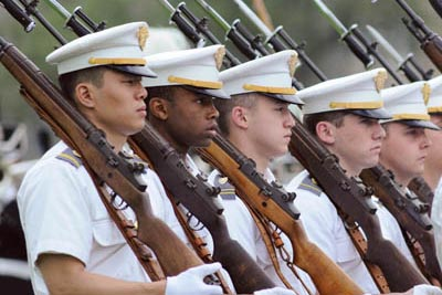 West Point Cadets Parade