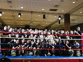 64th Annual Brigade Boxing Open