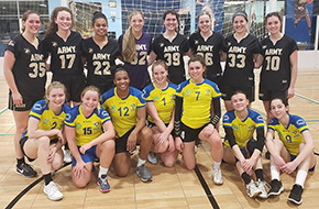 New Women's Handball Members Gain Experience
