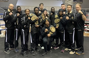 Army Boxing at Western New England Golden Gloves