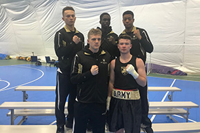 Army West Point Boxing at the PSU Invitational
