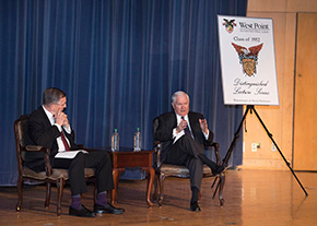 SEC Gates & GEN(R) Chiarelli Class of '52 Distinguished Lecture