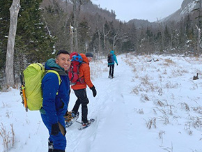 Cadets Endure Negative Temperatures in the Adirondacks