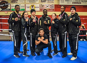 West Point Boxing Faces Eastern Regional Competitors