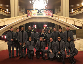 "Cadets See ""Porgy and Bess"" at the Metropolitan Opera"