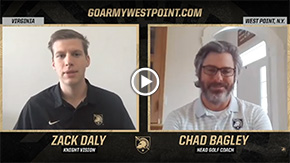 1-on-1 with Head Golf Coach Chad Bagley