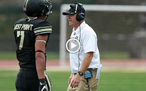 1-on-1 with Sprint Football Coach Mark West
