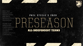 11 From Football Named to All-Independent Preseason Team