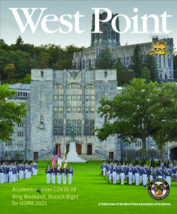 Happy Anniversary West Point Magazine!