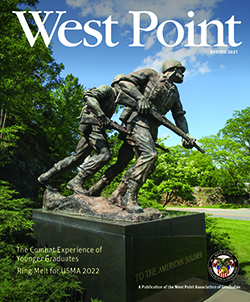 The West Point Magazine Spring 2021 issue is here!