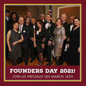 2021 Founders Day