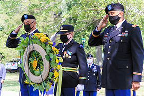 59th Annual Buffalo Soldier Memorial Ceremony