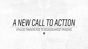 A New Call to Action for Athletic Trainers