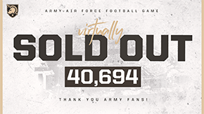 Air Force Game Officially a Virtual Sellout