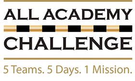 All Academy Challenge Starts Next Week!