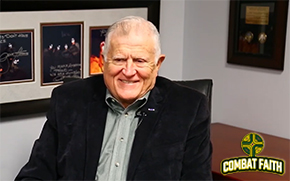 Clark '63 Establishes Combat Faith Channel