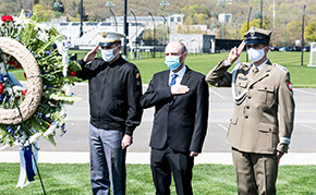 Annual Kosciuszko Wreath Laying Ceremony