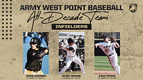 Army Baseball All-Decade Team: Infielders