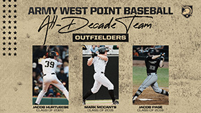 Army Baseball All-Decade Team: Outfielders