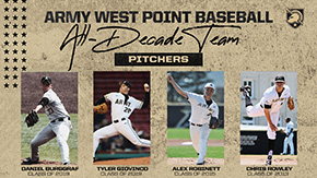 Army Baseball All-Decade Team: Pitchers