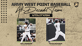 Army Baseball All-Decade Team: Utility/DH