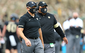 Army Football Press Conference: Navy