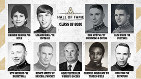 Army Hall of Fame Class of 2020 Announced