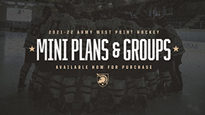 Army Hockey Mini Plan and Group Tickets On Sale Now
