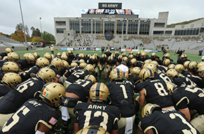 Army Football Hosts Georgia Southern on Senior Day
