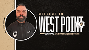 Army Men's Soccer Adds Jonathan Delano as Assistant Coach