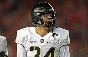 Army Prepares to Host Wake Forest