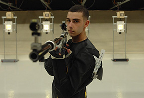 Army Rifle Sets Program Record in Tri-Match