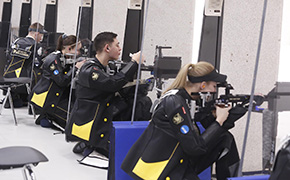 Army Rifle Tops North Carolina State