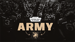 Army Tabbed Reveal Suits/FWAA Team of the Week
