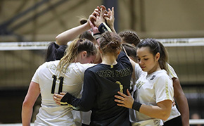 Army to Hold Weekly Volleyball Clinics