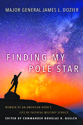 """MG(R) Dozier '56 Publishes """"Finding My Pole Star"""""""