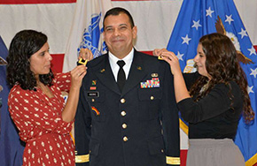 Andonie '89 Promoted to Brigadier General