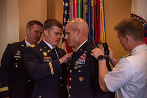 BG Jones '92 Promoted to Major General