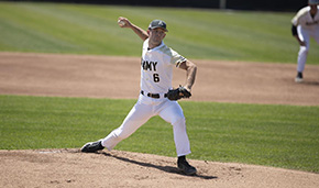 Baseball Blasts Lehigh 22-7. One Win Away from Patriot League Title