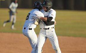 Baseball Completes Come-from-Behind Walk-Off Win