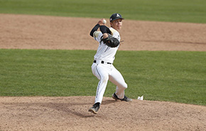 Baseball Splits with Lafayette in Patriot League Tournament Semis