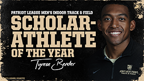 Bender Named Scholar Athlete of the Year