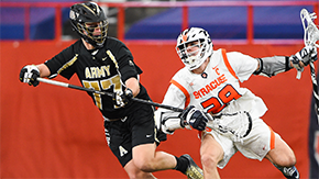 Beyer Competes in USILA All-Star Game