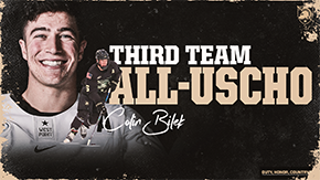 Bilek Named Third Team All-USCHO