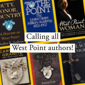 Are you a West Point Grad and an Author?