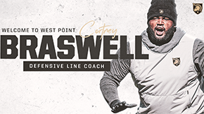 Braswell Added to Football Coaching Staff as Defensive Line Assistant Coach