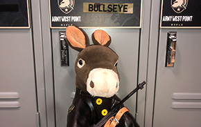 Bullseye Named Official Army Rifle Mascot